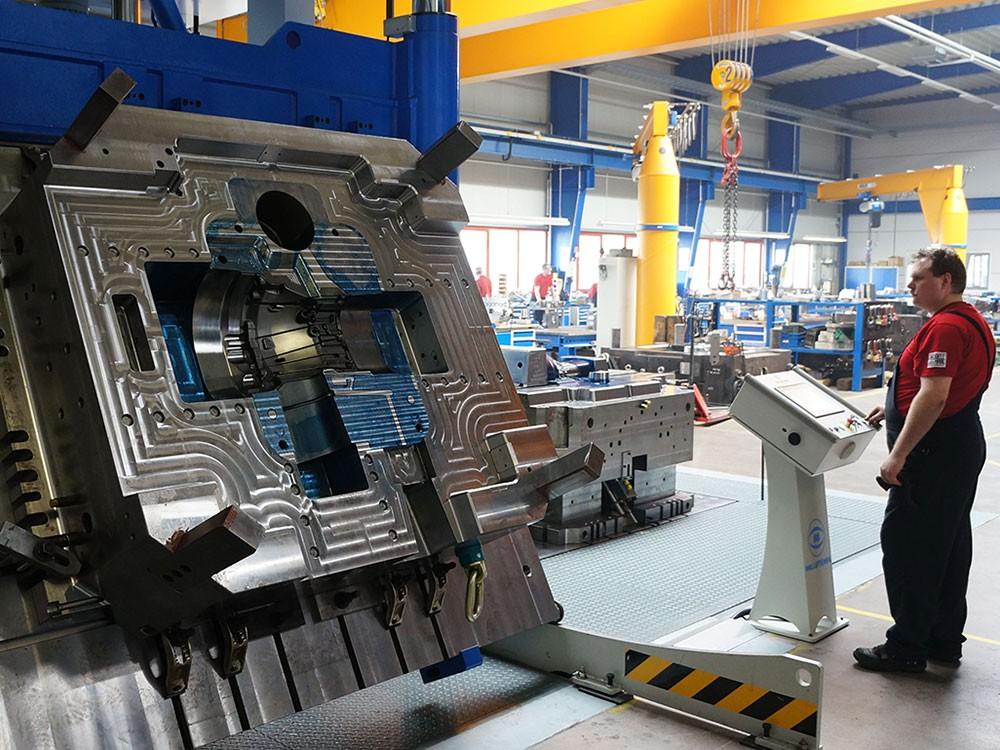 Modell Technik Formenbau GmbH | Endmontage